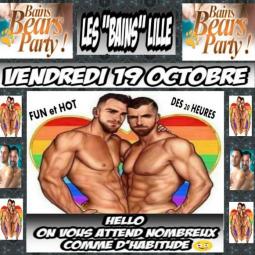 HOT DISCO BEARS , vendredi 19 octobre